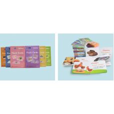 Books and Flash Cards Package